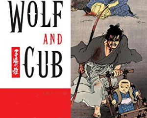 The 100 Graphic Novels You Should Read While Stuck Inside: Day Five: Lone Wolf And Cub: The Assassin Road