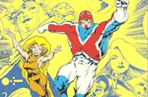 The 100 Graphic Novels You Should Read While Stuck Inside: Day Forty-four: Captain Britain