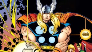The 100 Graphic Novels You Should Read While Stuck Inside: Day Fifty-five: Thor Visionaries Walter Simonson