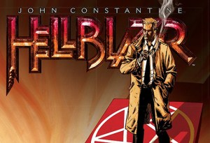 The 100 Graphic Novels You Should Read While Stuck Inside: Day Sixty-six: John Constantine Hellblazer: Dangerous Habits