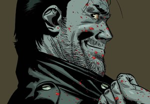 The Walking Dead Will Rise Again In Special Negan Lives  #1 Story This July