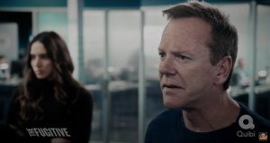 Watch A New Trailer For Kiefer Sutherland's The Fugitive Reboot Show