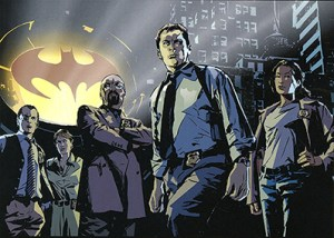 The 100 Graphic Novels You Should Read While Stuck Inside: Day Ninety-Eight: Gotham Central: In The Line of Duty