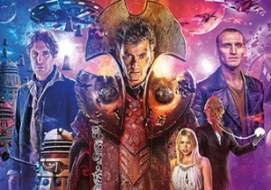 Check Out A Preview Of Titan's Doctor Who: Time Lord Victorious #1