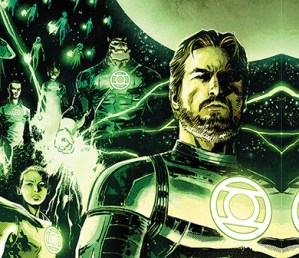 DC's Green Lantern Earth One Vol. Two Publishes This Week