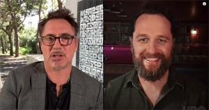 Robert Downey Jr And Matthew Rhys Talk HBO's Perry Mason