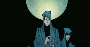 Watch A Trailer For Dark Horse's Norse Mythology