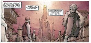 Previewing Remender And Opena's Seven To Eternity#14