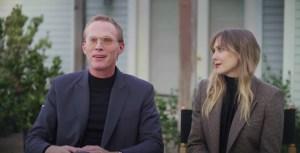 Elizabeth Olsen And Paul Bettany Talk Wandavision To EW
