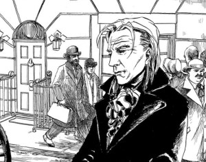 Comic Professionals' Reactions To Sherlock Holmes And The Empire Builders