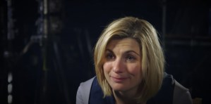 Saying Goodbye To The Fam On Doctor Who: Revolution Of The Daleks