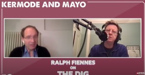 Ralph Fiennes Talks The Dig To Simon Mayo