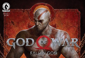 Dark Horse Comics Invites You Back to the World of God of War