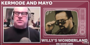 Mark Kermode Reviews Nicolas Cage's Willy's Wonderland