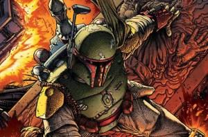Boba Fett Ignites The War Of The Bounty Hunters