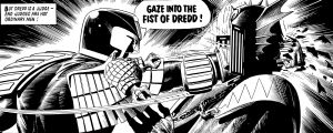 Celebrating The Judge Dredd Art Of Brian Bolland