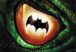 DC Presents Batman: Reptilian, A Six Issue DC Black Label Miniseries