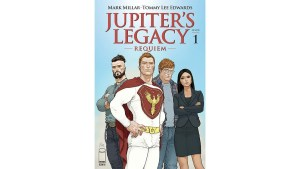 Mark Millar Announces New Jupiter's Legacy Series Drawn By Tommy Lee Edwards