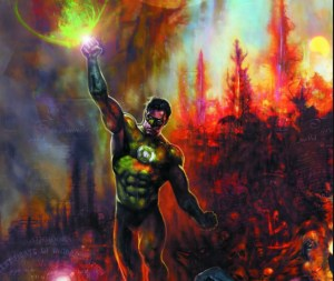 A New Preview Of The Green Lantern Season Two Issue Twelve Is Here
