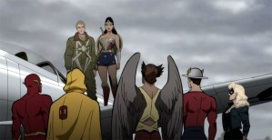 A Brand New Clip From Justice Society: World War II Animated Film Is Here