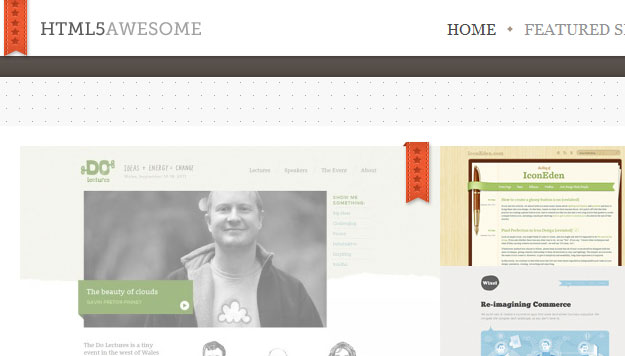 HTML5 Awesome