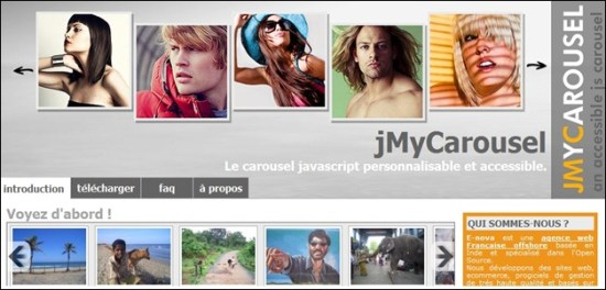 jMyCarouse