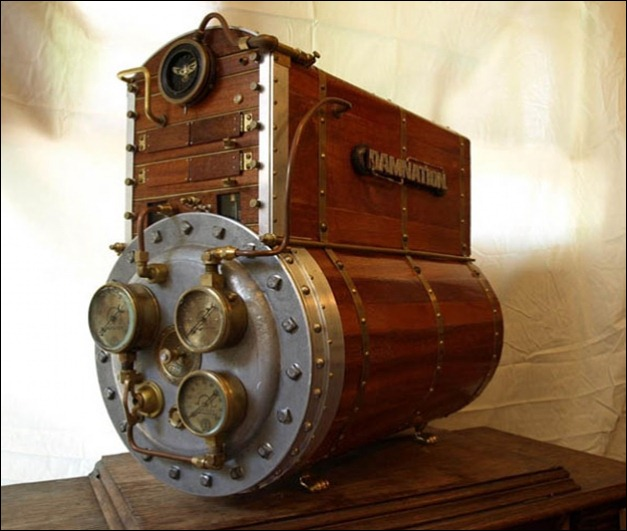 Steampunk Design