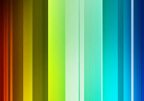 Colored Bars background