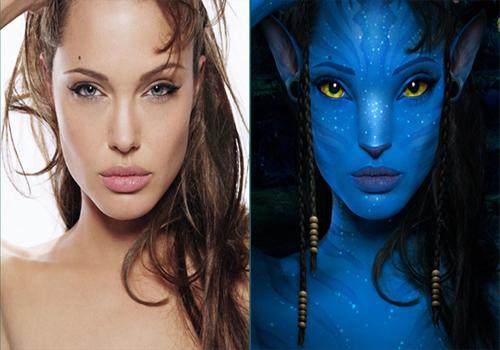 Avatar Movie Effect