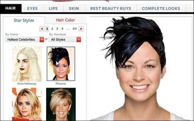 hollywood-hair-makeover