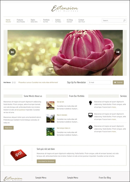 extension-premium-joomla-template