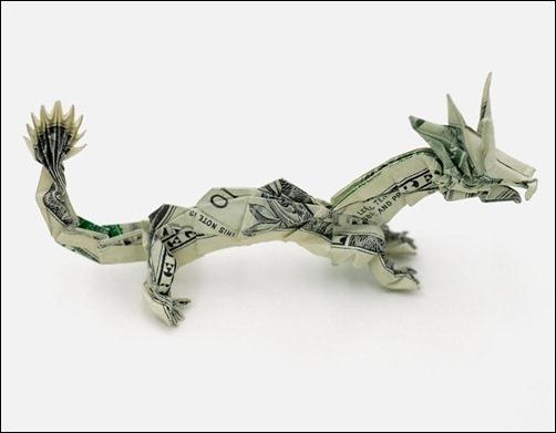 money-dragon