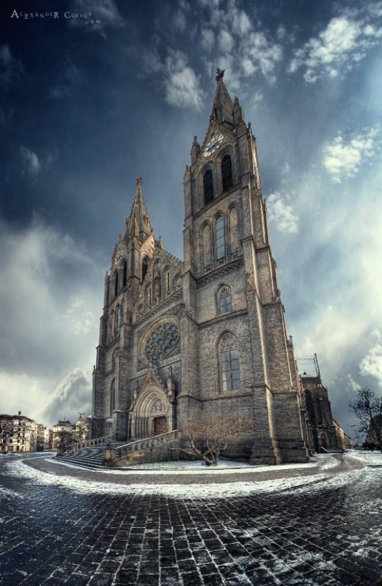 st ludmila church