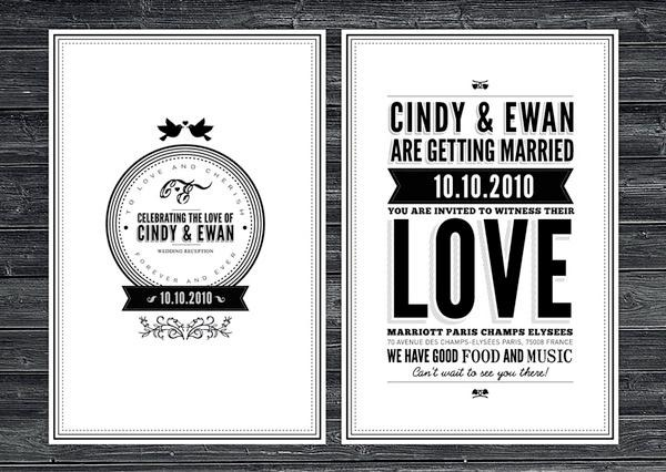 Design Wedding Invitations And Get Ideas To Create The Invitation Of Your Dreams 20