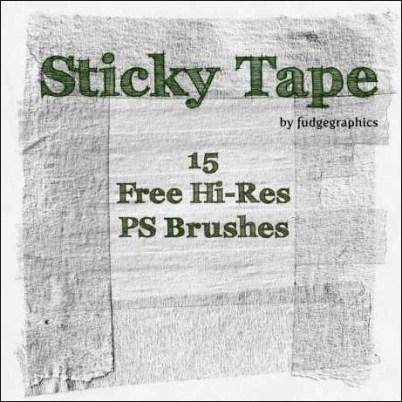 sticky-brush-sets