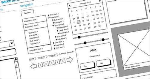 dragnet-website-wireframe-kit