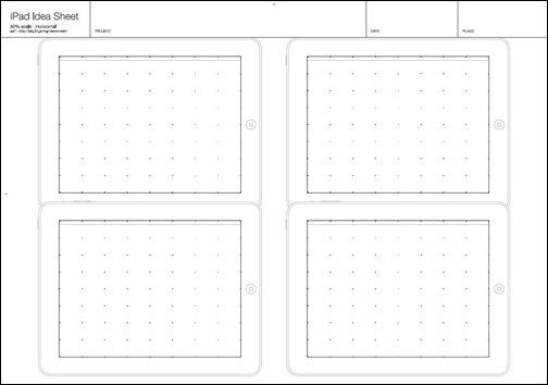 ipad-idea-sheet