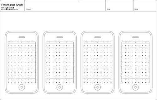 iphone-idea-sheet