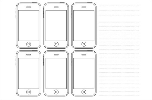 iphone-sketch-templates