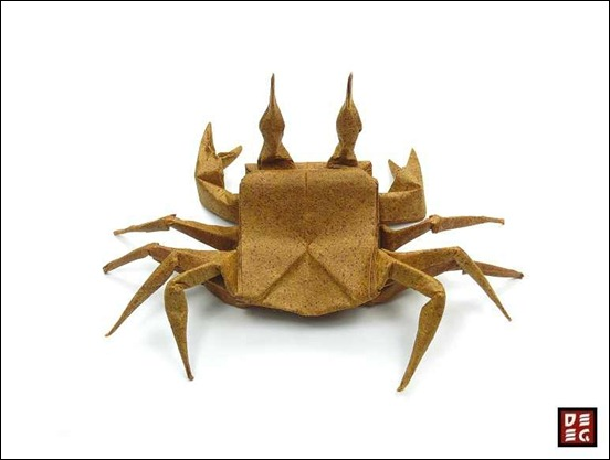 origami-ghost-crab