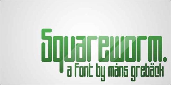 square-worm