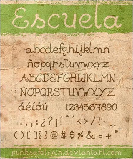 Escuela-Font