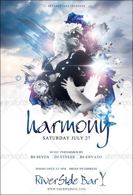 harmony-flyer-template