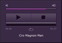 jQuery HTML5 audio player