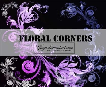 floral-corners