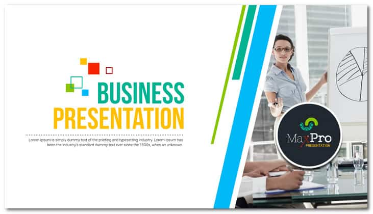 MaxPro - Business Plan PowerPoint Presentation