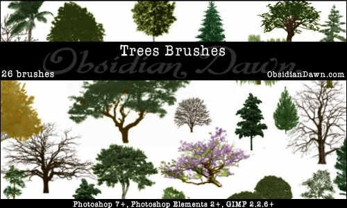 trees-photoshop-brushes