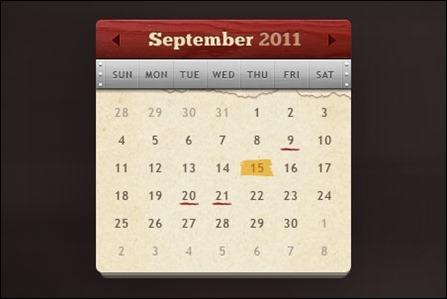 calendar-design