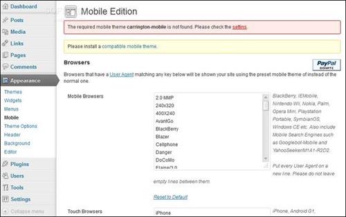 multi-site-mobile-edition