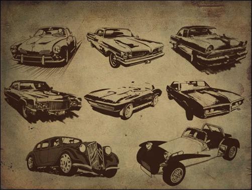 retro-style-car-brushes